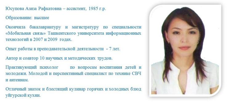 yusupova