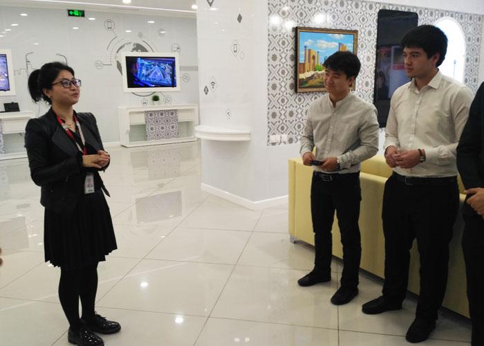 работа в Huawei
