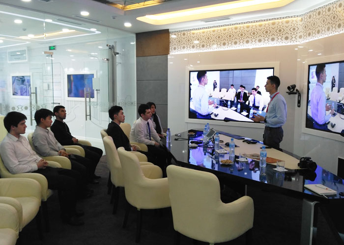 Huawei в Ташкенте